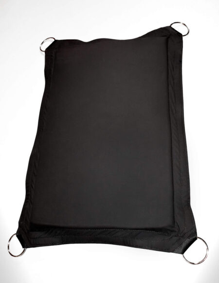 JimSupport Comfort Master Padded Canvas Sling, Top View