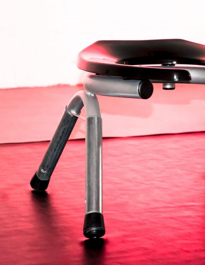 JimSupport Classic Rim Seat, Leg Detail