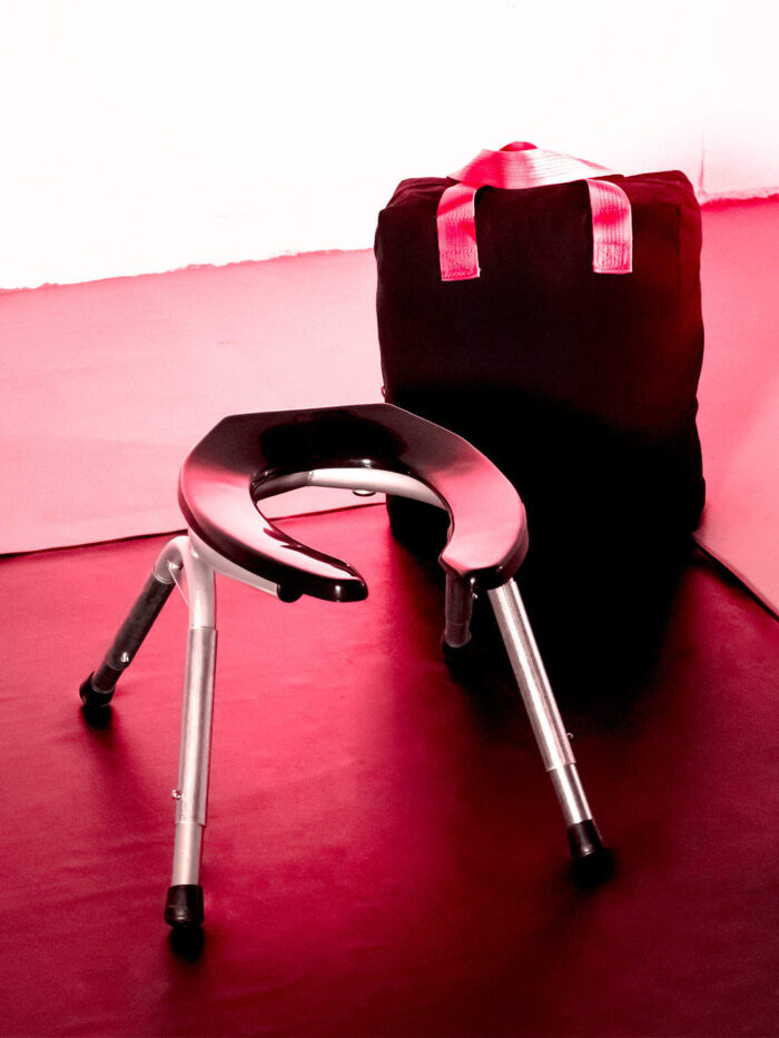 JimSupport Classic Rim Seat, With Bag