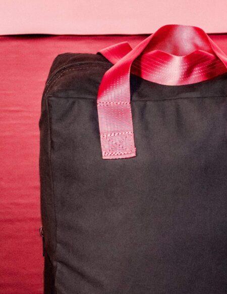 JimSupport Rim Seat Bag, Detail View