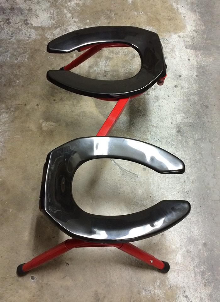 JimSupport Custom Double Rim Seat