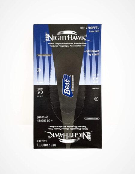 Nighthawk Nitrile Glove Box