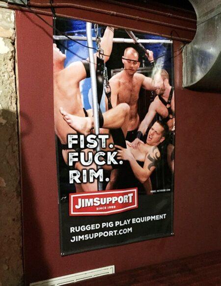 JimSupport Poster 1