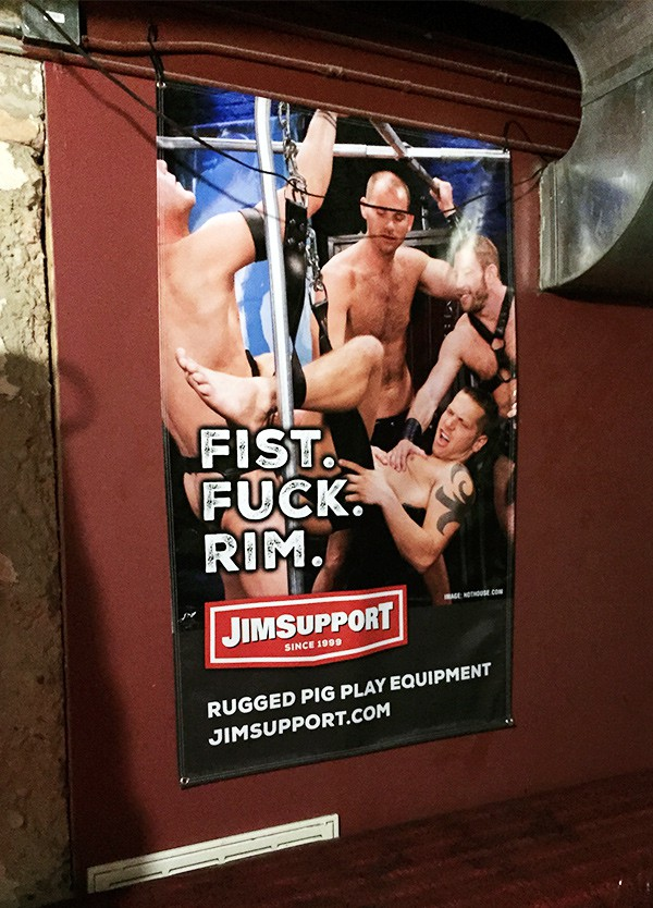 JimSupport Poster 1