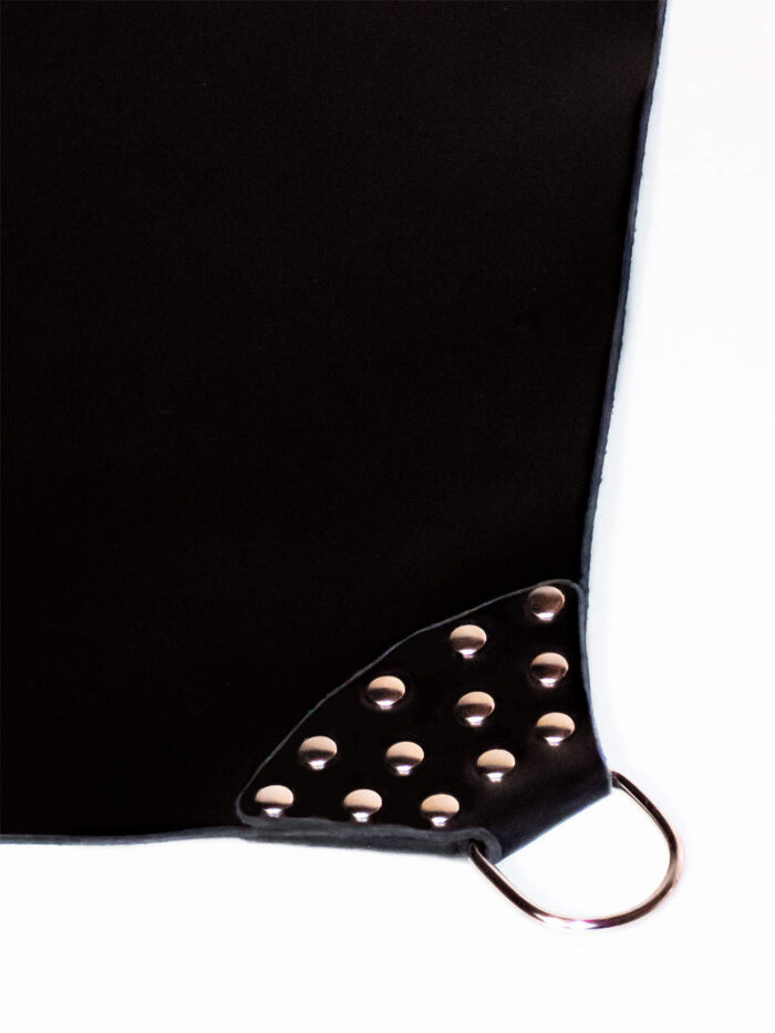 JimSupport Classic Latigo Leather Sling, Corner Detail