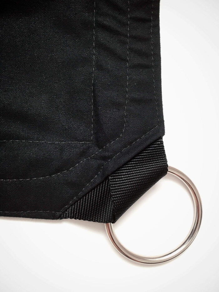 Deluxe Canvas Sling By JimSupport, Corner Detail