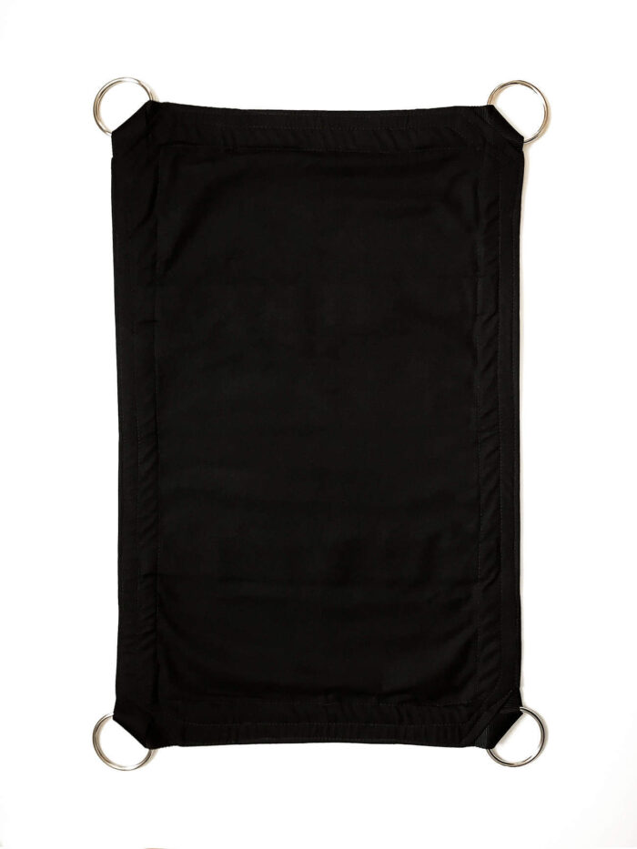 Deluxe Canvas Sling By JimSupport, Laid Flat