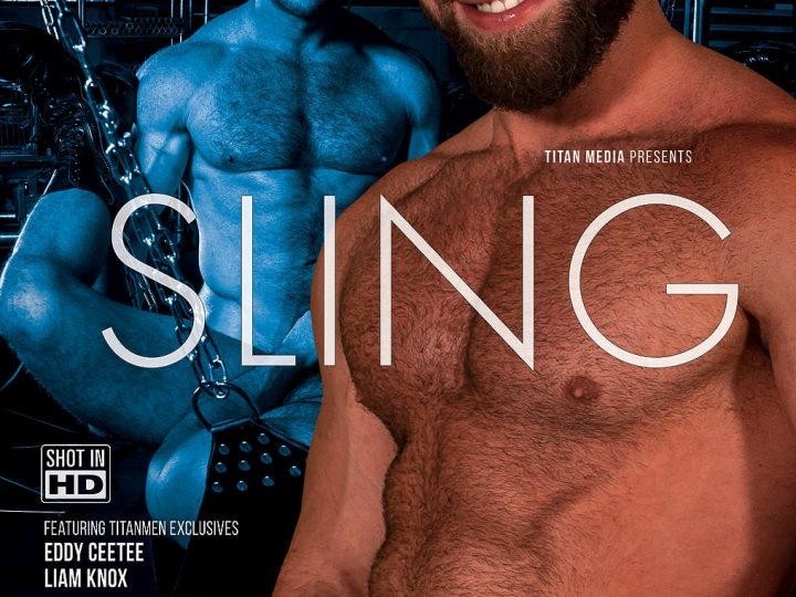 "A Day in the Life of JimSupport: TitanMen's New Film ""Sling"""