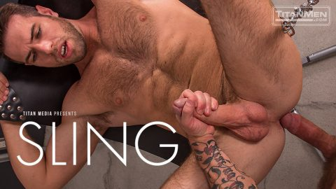 Sling Scene 2, Featuring Mega-Thrust Cut Out Leather Sling + Frame Kit