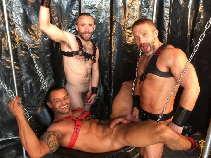 Sling Frames, Benches and Rim Seats to Appear in New TitanMen Film