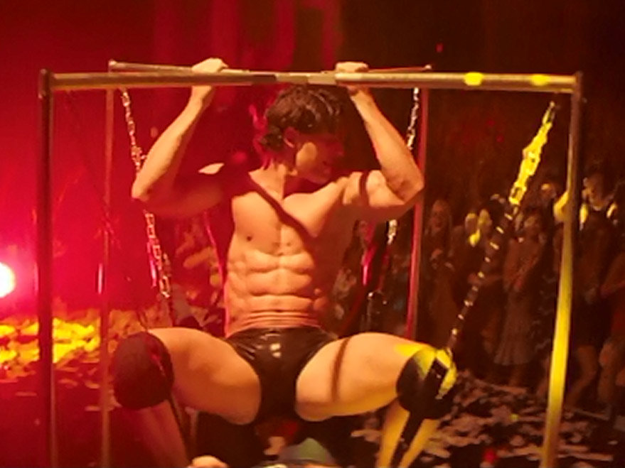 Magic Mike Sex Swing - 5