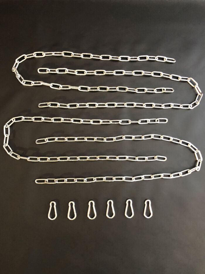 JimSupport Chains and Carabiners Kit
