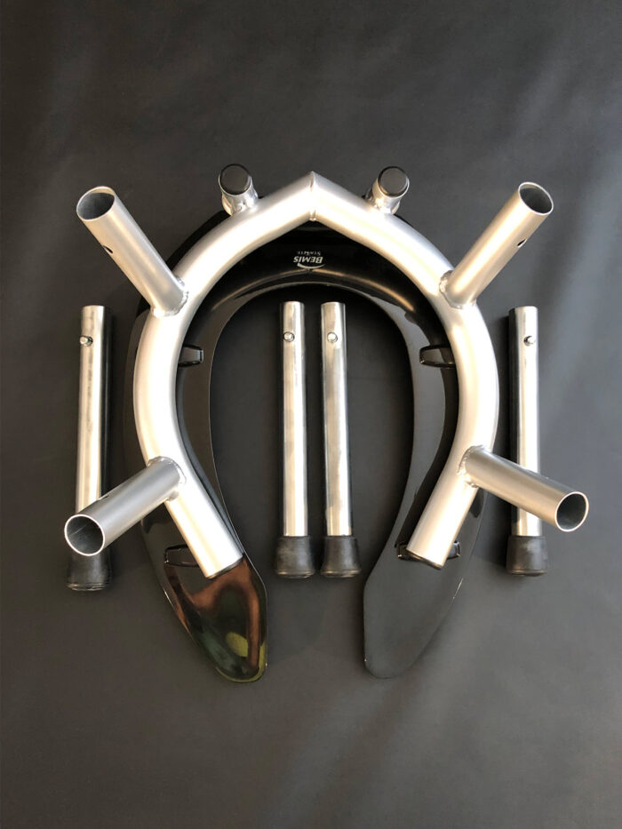 JimSupport Classic Rim Seat, Components