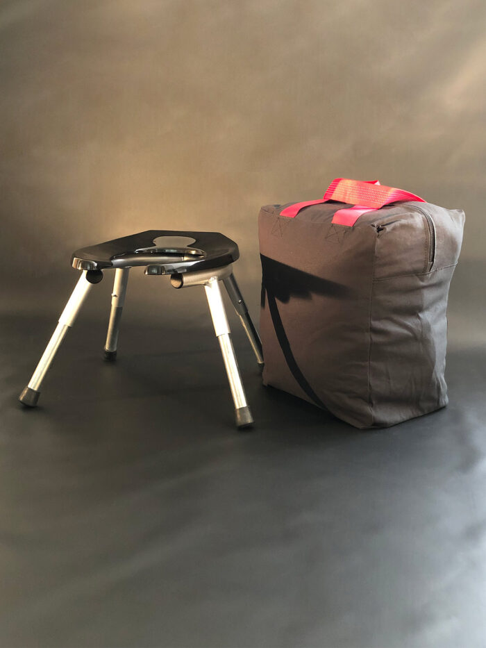 JimSupport Classic Rim Seat, With Storage Bag