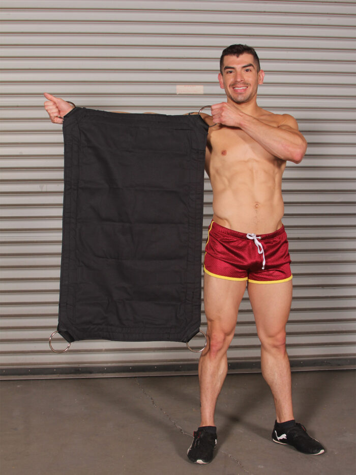 JimSupport Deluxe Canvas Sling with Model
